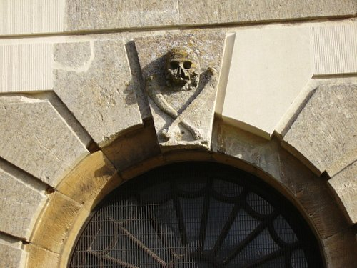 The smiling face of Bourton