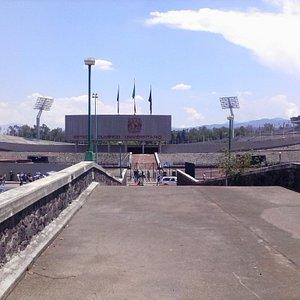 the sombrero stadium