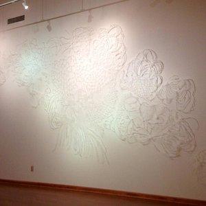 Winska installation at Turner Center