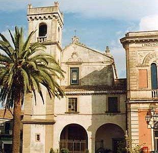 Chiesa S. Francesco di Paola - Linguaglossa (CT)