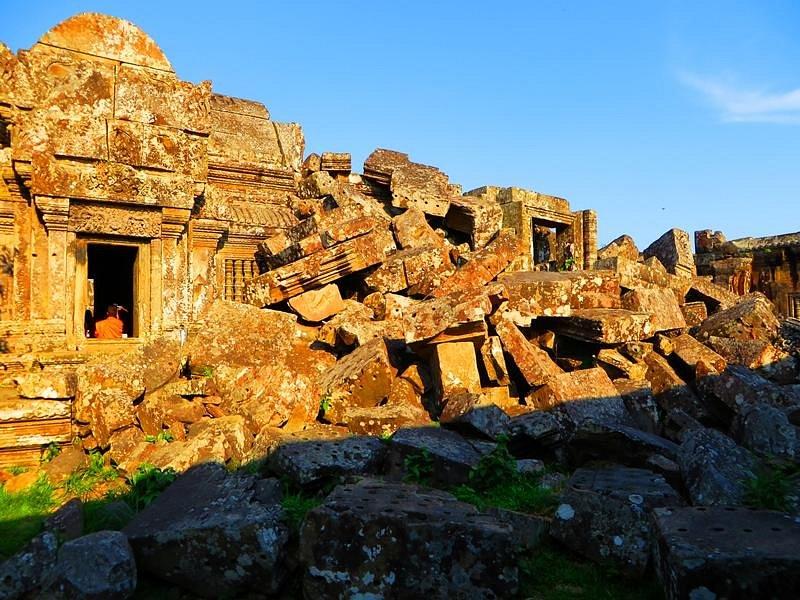 Central sanctuary, Preah Vihear