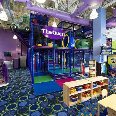 The  Quest Indoor Play Piece