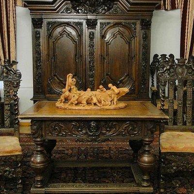 Мебель XIX века