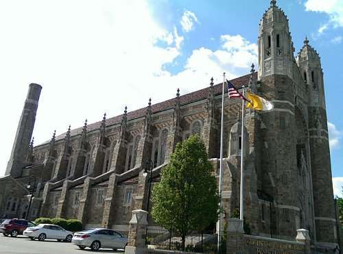 South side view