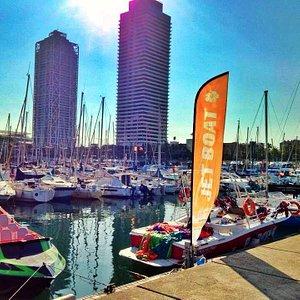 Aventura Nautica Barcelone