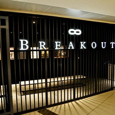 Breakout Shop Front