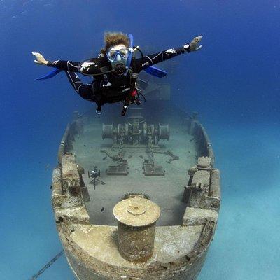 USS Kittiwake Grand Cayman
