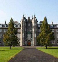Beautiful castle-like structure
