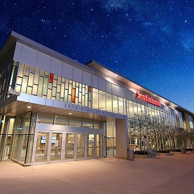 Scotiabank Convention Centre - Night