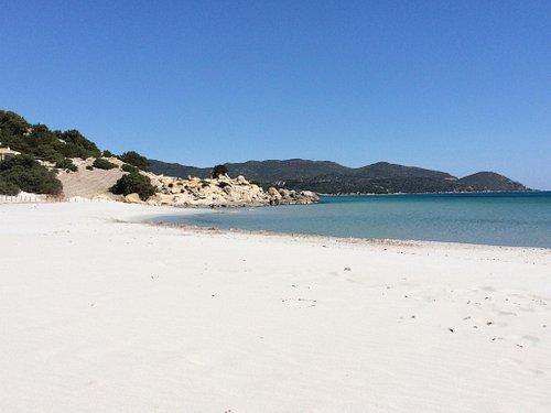 Notteri beautiful beach