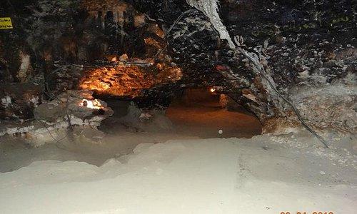 Kraftu caves
