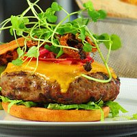 Bossa Nova burger
