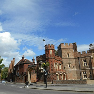 Another building of Eton College