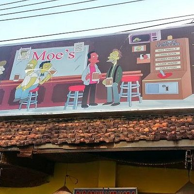 Moe's Bar, Phu Quoc Islands