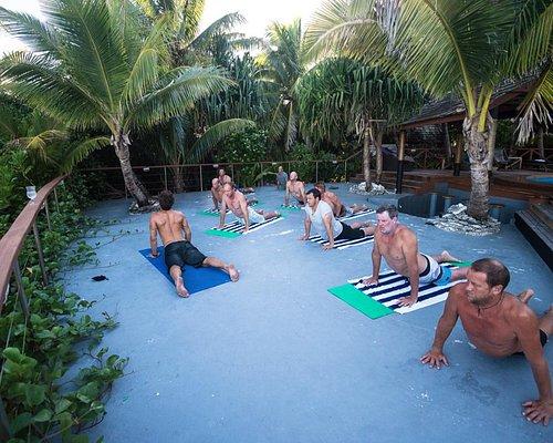 Fiji yoga