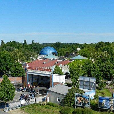 Filmpark Babelsberg Mai 2014