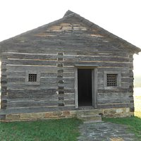 Second oldest remaining log jail in USA