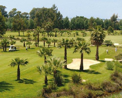 Campo de Golf Isla Canela