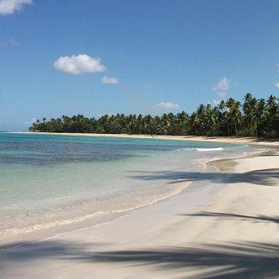 Playa El Portillo, plage déserte, surtout le matin