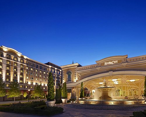 River City Casino & Hotel Entrance