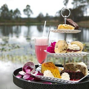 High tea....what...for me!