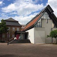 Next to Cafe Tass City Museum of Hofheim