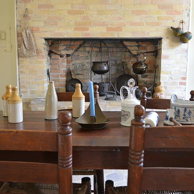 Kitchen - Stillman House