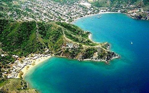 Taganga and playa grande