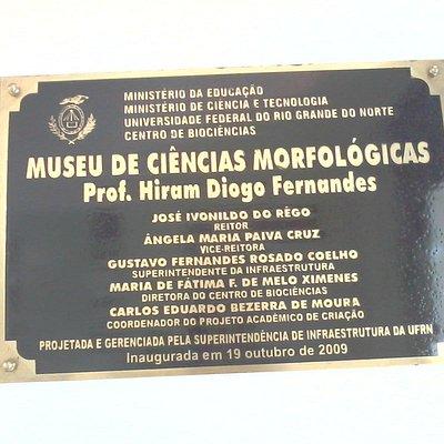 Museu de Ciências Morfológicas