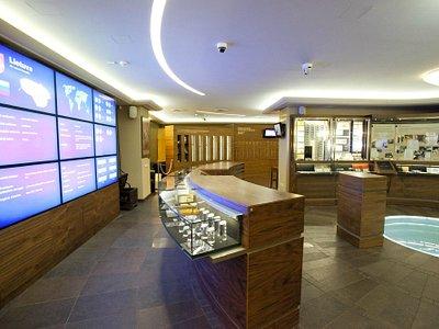 The Contemporary Money Hall