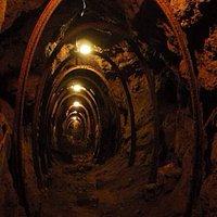 Interno della miniera