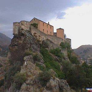 La cittadella entrata dal Museo