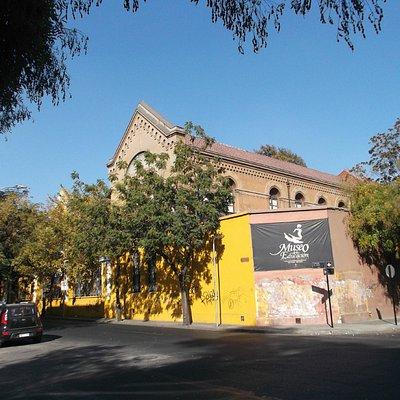 Santiago de Chile. Museo de la Educación Gabriela Mistral.