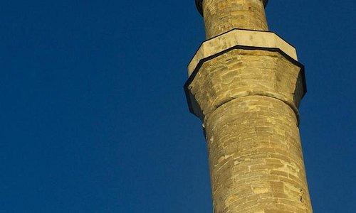 Kamianets-Podilskyi: Turkish Minaret in St.Peter & Paul's