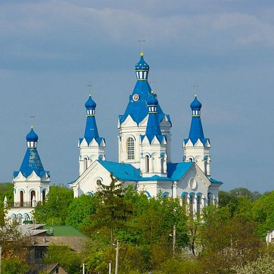 Kamianets-Podilskyi: St. George Cathedral