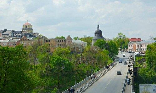 Kamianets-Podilskyi: Novoplanivskiy Bridge