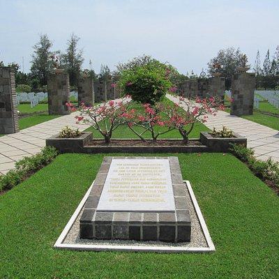 Field of Honour Kalibanteng