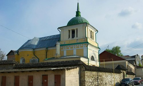 Kamianets-Podilskyi: Church of Peter and Paul