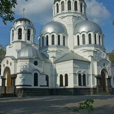 Kamianets-Podilskyi: Alexander Nevskiy Church