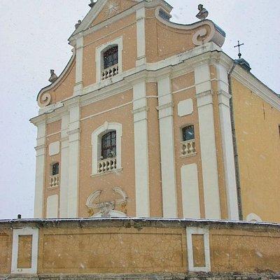 Kamianets-Podilskyi: St. Josafat (Trinitarian) Cathedral