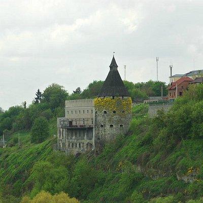Kamianets-Podilskyi: Honcharna Tower