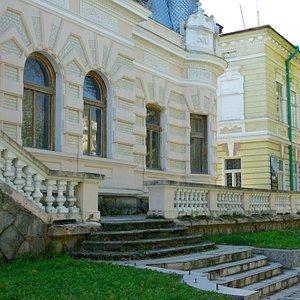 Drohobych: Burgomaster Yarosh Villa