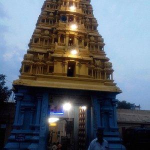 Dhandeeshwaram temple ,velachery