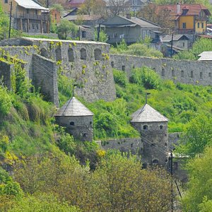 Kamianets-Podilskyi: Russian Gate With Fortifications