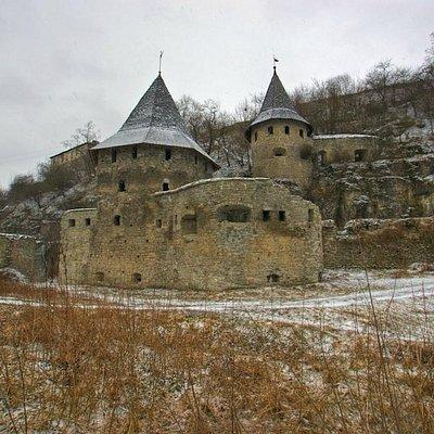 Kamianets-Podilskyi: Lower Polish Gates