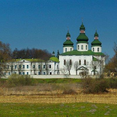 Danivka St. George Monastery