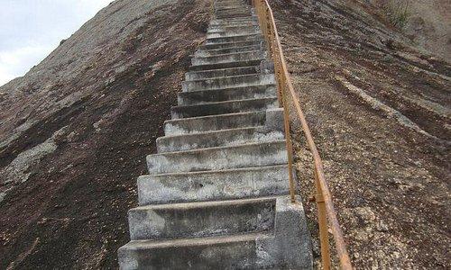 Escadaria da Pedra da Conceição