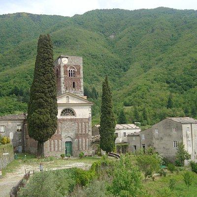 Esterno abbazia