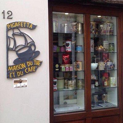 Il Caffè Pigafetta
