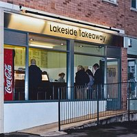 Lakeside Takeaway Chipshop  The 3 F's   Friendly Staff. Fast Service. Freshly Cooked.